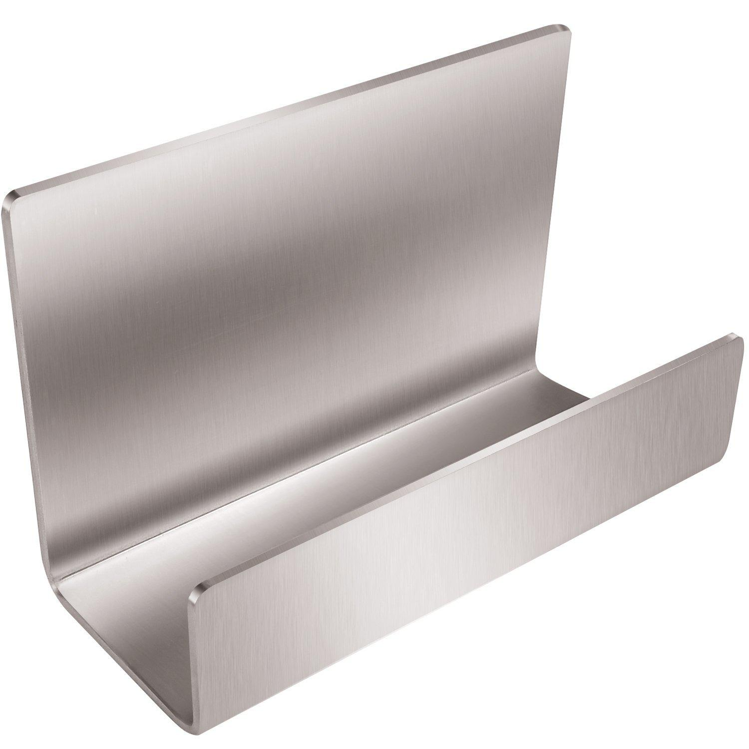 Apor Stainless Steel Business Card Holder
