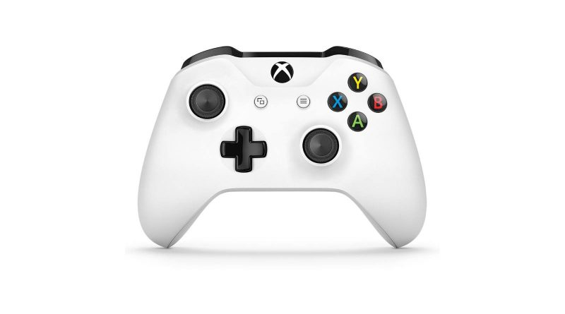 White Xbox One Controller Review - featured image