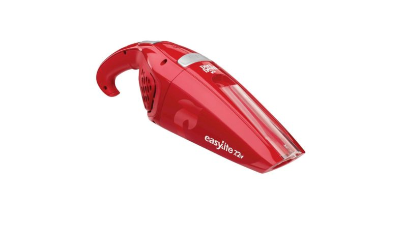 Dirt Devil Easy Lite 7.2V Cordless Hand Vac review
